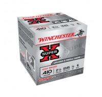 """Winchester 410 2.5"""" High Brass 6 Shot 1245FPS (25)"""