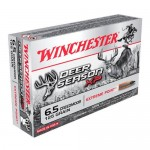 Winchester Deer Season Ammunition 6.5 Creedmoor 125GN XP (20)