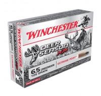 Winchester Deer Season Ammunition 6.5 Creedmoor 125GN XP (20)