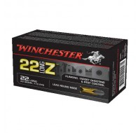 Winchester Zimmer Long 22LR 29GN Solid (50)